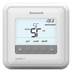 Honeywell TH4210U2002 T4 Pro Programmable Thermostat 2H/1C 1