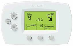 TH6110D1005 Honeywell Focus Pro 6000 Programmable Thermostat
