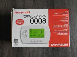 Honeywell TH6320WF1005 W-Fi FocusPRO 6000 Programmable Therm