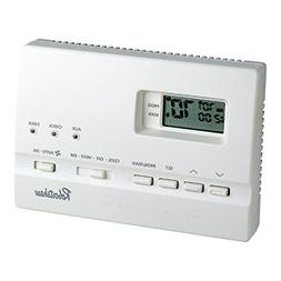 Digital Thermostat, 2H, 2C, Hp, 7 Day Programmable
