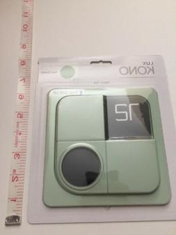 Thermostat Decor Snap Covers Interchangeable Sea Green Acces