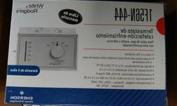 Thermostat Emerson White Rodgers Non-Programmable 1H/1C, Mec