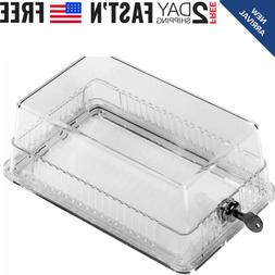 Thermostat Guard Protective Box Clear Locking Key Cover Univ
