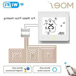Thermostat Temperature Controller Water Warm Floor Heater 3A