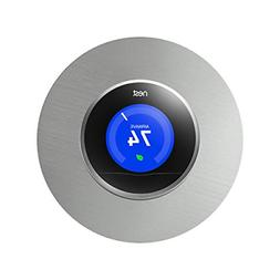 thermostat wall plate high quality stainless steel