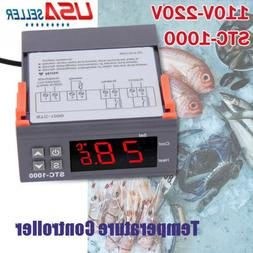 Universal STC-1000 Digital Temperature Controller Thermostat
