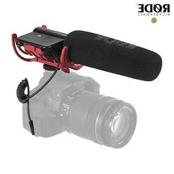 videomic shotgun 3 5 mm microphone