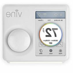 Vine Universal Smart Wi-Fi Programmable Thermostat Control w