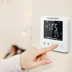 Voice Control WiFi LCD Digital Thermostat Programmable for A