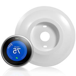 7.27in Wall Plate Bracket Cover for Nest Thermostat E Nest T