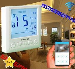 Water heater Boiler thermostat digital high quality with WIF