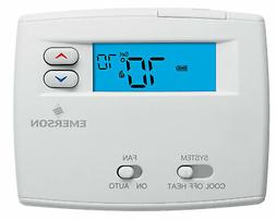 White-Rodgers W1F860244 Non Programmable Digital Thermostat