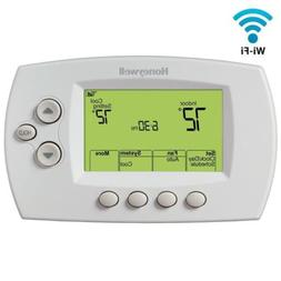 Wi-Fi 7 - Day Programmable Thermostat + Free App AC Heater C