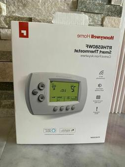 Honeywell Wi-Fi 7-Day Programmable Thermostat White Wifi Ale