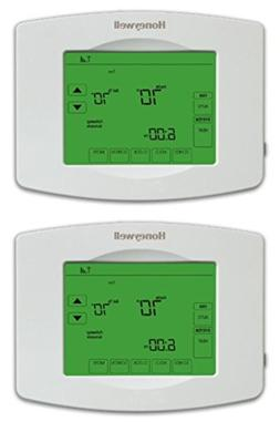 Honeywell Wi-Fi 7-Day Programmable Touchscreen Thermostat -