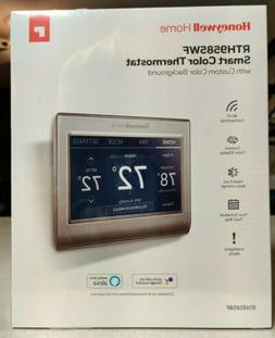 wi fi smart color programmable thermostat rth9585wf