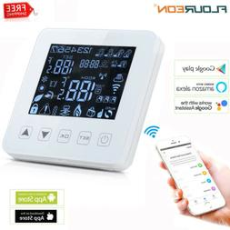 WiFi Digital Thermostat LCD Touch Screen For Electric Heatin