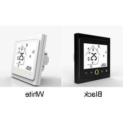 US Home Smart Wifi Programmable LCD Screen Thermostat APP Re