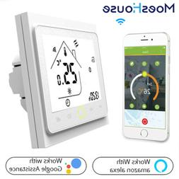 WiFi Smart Thermostat Controllers for Water Gas Boilers Work