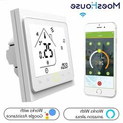 WiFi Smart Thermostat Temperature Controller for Water/Elect