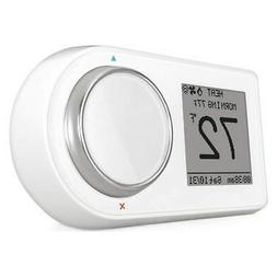 LUX WiFi Thermostat,Stages Heat/Cool 2, GEO-WH, White