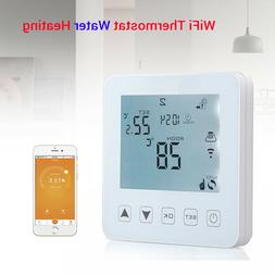 WiFi Thermostat Water Heating Smart Touch Screen Digital LCD