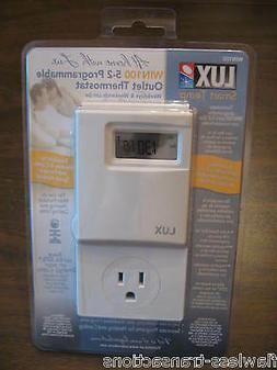win100 heating cooling programmable 15a 120v outlet