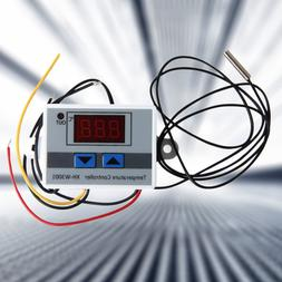 Wired Thermostat Heating Cooling Temperature Controller for