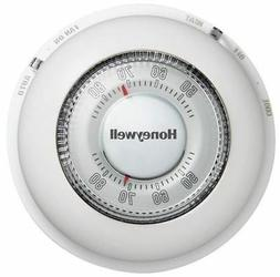 Honeywell YCT87N1006 Round Heat/Cool Manual Thermostat