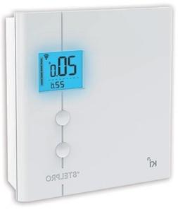 Z-Wave Thermostat For Convector Electric Baseboard Home Buil